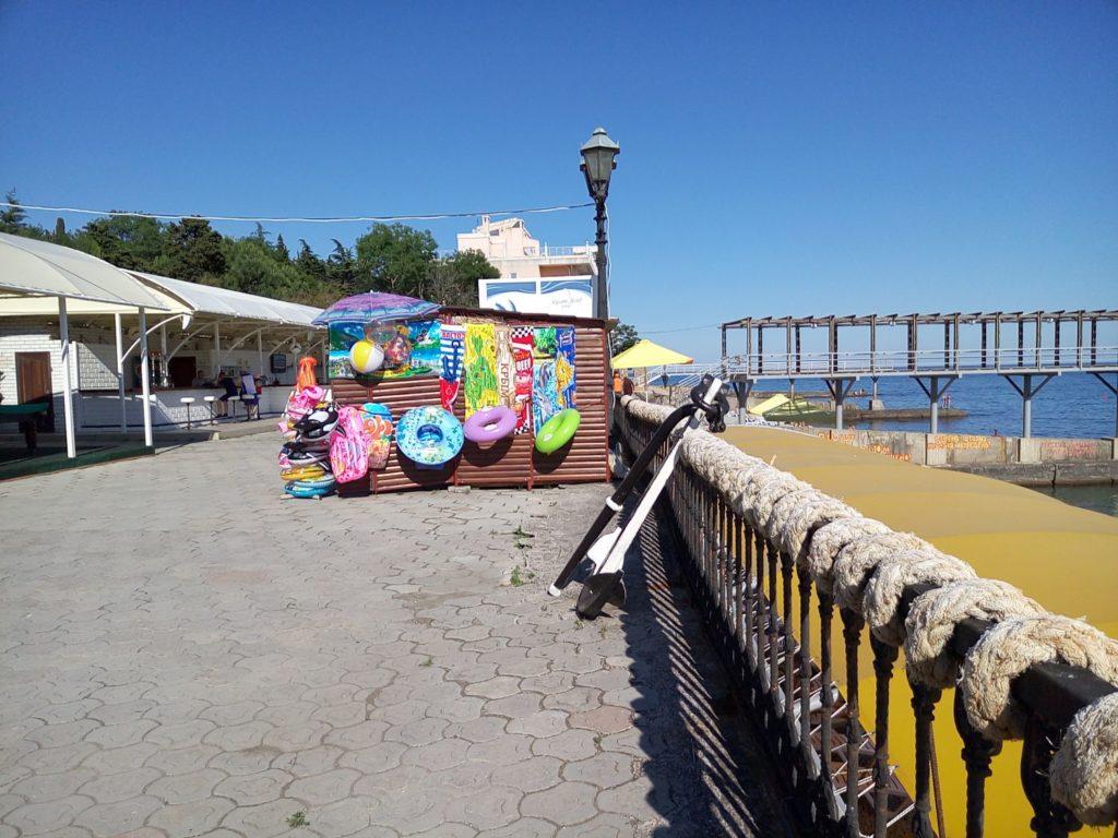 море фото пляж в Ялте 3-yalta-villa-nikita-2016-06-2