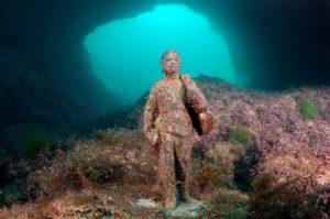 Аллея Вождей - Подводный музей на мысе Тарханкут 0qm7DTae5kE