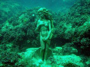 Аллея Вождей - Подводный музей на мысе Тарханкут GHDf0V_CLdc