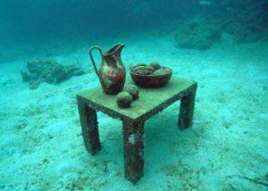 Аллея Вождей - Подводный музей на мысе Тарханкут VWKeqxwUT3g