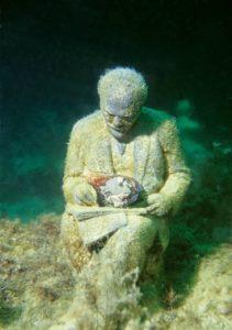 Аллея Вождей - Подводный музей на мысе Тарханкут iTeKNbHu_X4