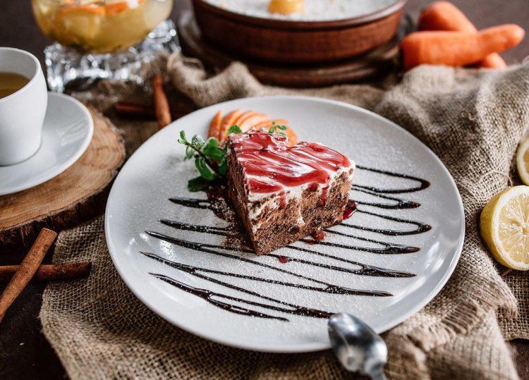 Наша волшебная сладость - морковный пирог!